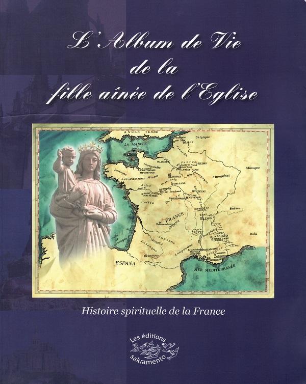 DVD L'Album de Vie de la fille aînée de l'Église -64