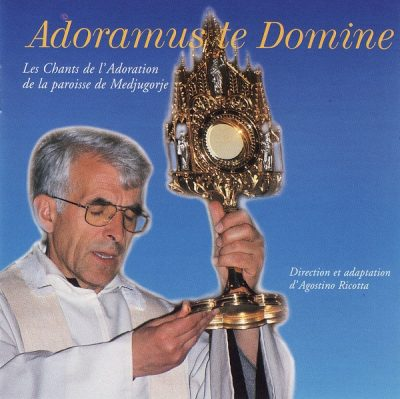 CD Adoramus te Domine-0