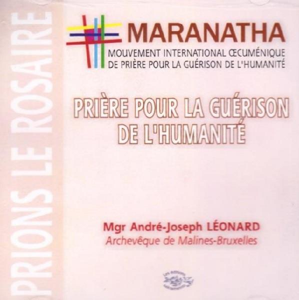 CD Prions le Rosaire – Mgr André-Joseph Léonard-0