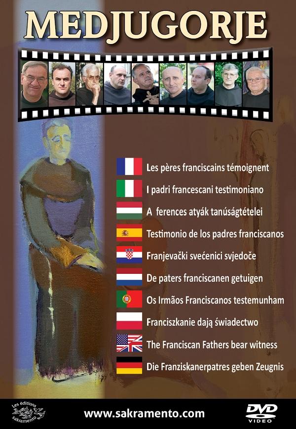 DVD Les pères franciscains témoignent-0
