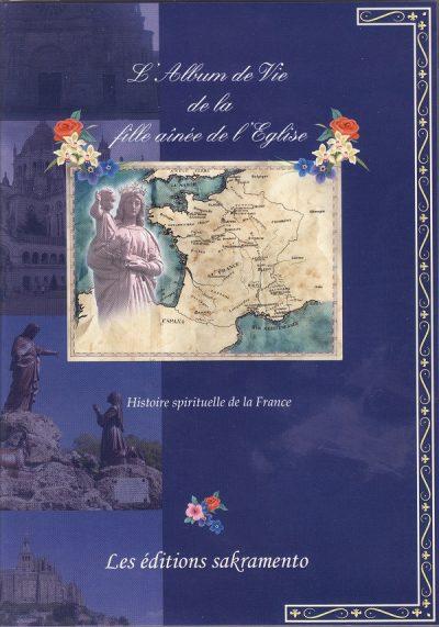 DVD L'Album de Vie de la fille aînée de l'Église -0