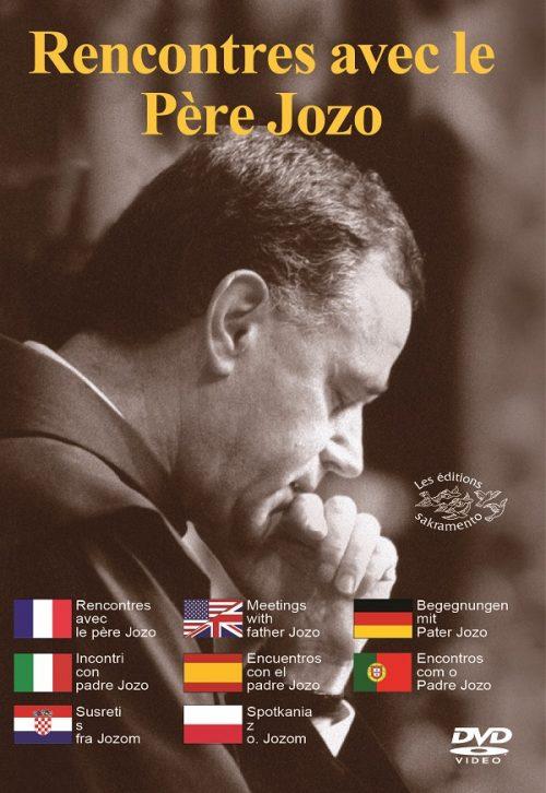 DVD Rencontres avec le Père Jozo - Une vie pour la paix ! -0