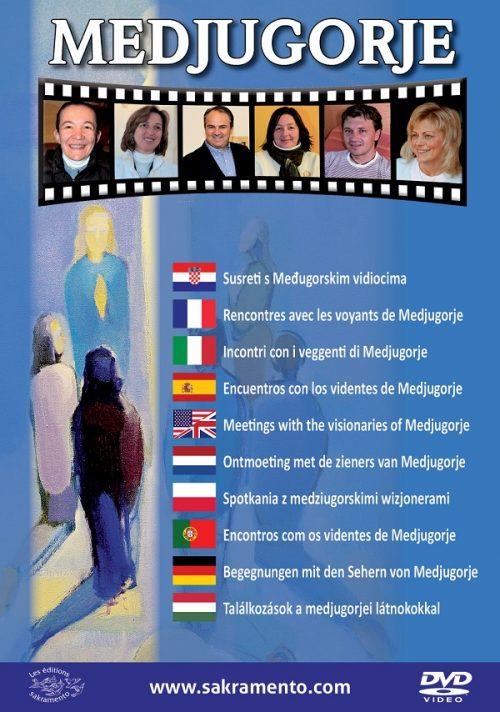 DVD Rencontre avec les voyants de Medjugorje-0