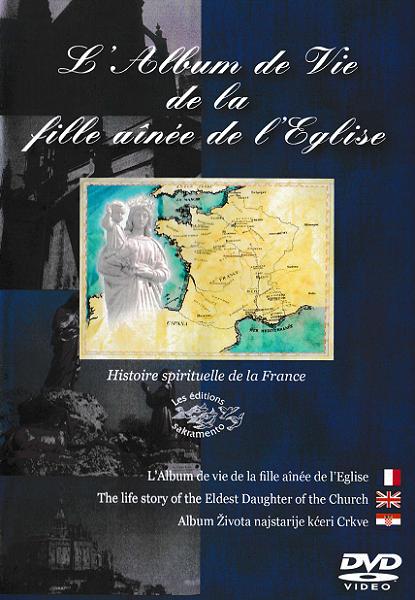 CD L'Album de Vie de la fille aînée de l'Église -79